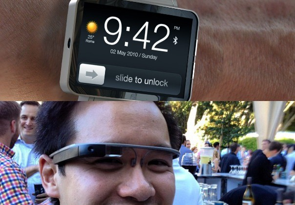 iwatch vs google glass1