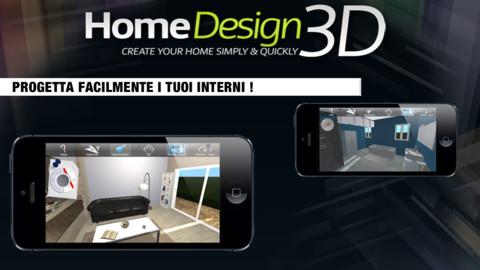 Home design 3d app per ios si aggiorna con interessanti for App per design