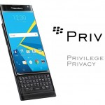 Blackberry Priv, rumors e prime caratteristiche